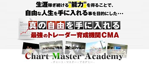 チャートマスターアカデミーの口コミ評判